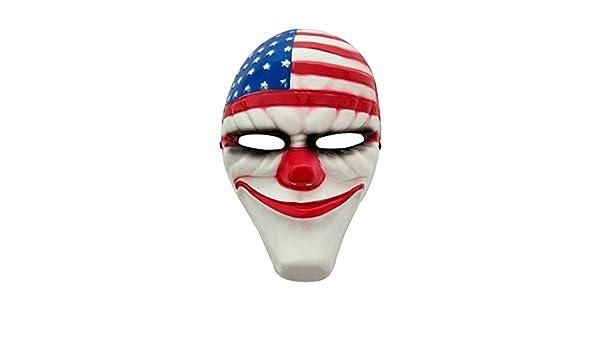 Máscaras de Payaso de Minch para la Fiesta de Disfraces Máscara de ...