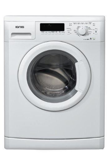 Ignis LEI 1280 Independiente Carga frontal 8kg 1200RPM A+++ Blanco ...