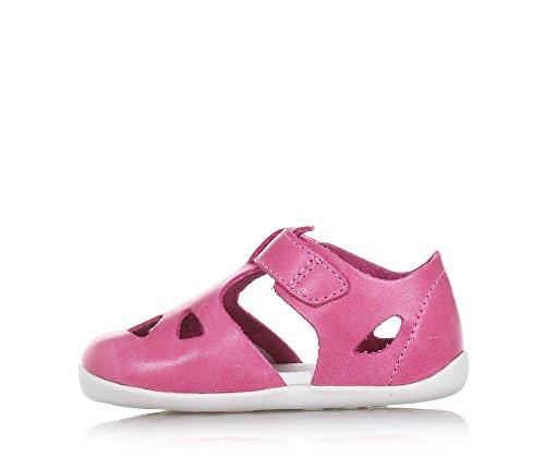 Bobux Mädchen Su Zap Ssndal Geschlossene Sandalen Pink (Pink)