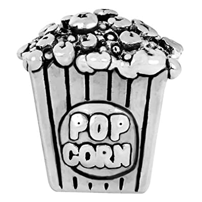 Popcorn Bucket With A Hole In It