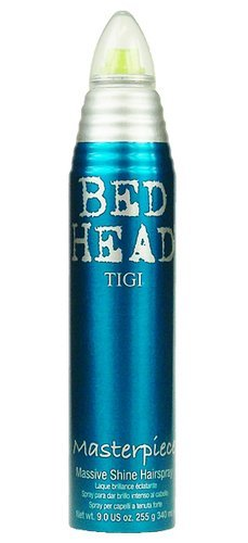 - 	 BED HEAD TIGI Masterpiece Massive Shine Hairspray 9.5oz/300ml