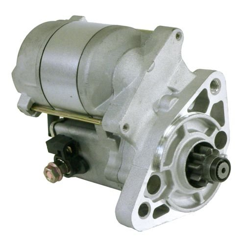 (DB Electrical SND0460 Starter For Kawasaki KAF950 2510 3010 4010 Mule 953CC Diesel 4x4 / 21163-0030, 21163-1299, 428000-3170, 28100-B8010)