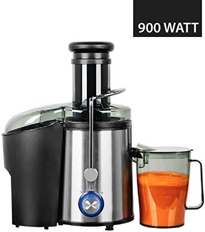 Licuadora para zumo, fruta y verdura, 900 W: Amazon.es: Hogar