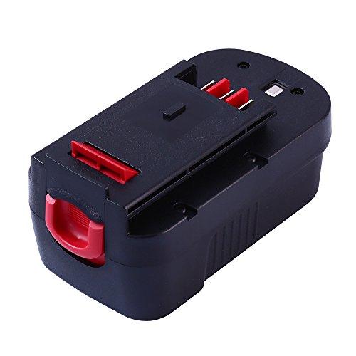 18V 3.6AH for Black and Decker Battery HPB18 Firestorm FS180BX FS18HV FS18ID Cordless Power Tools