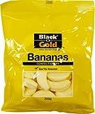 Black & Gold Confectionary Bananas Bag - Australian
