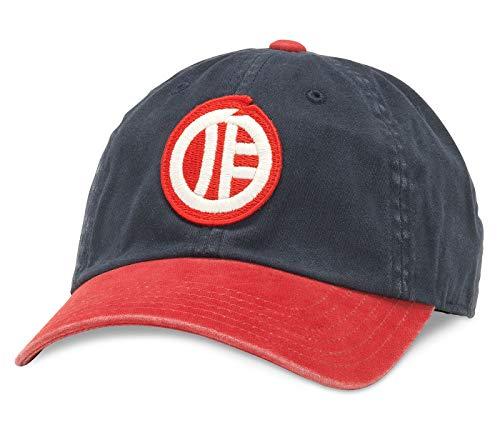 American Needle Archive Vintage MiLB Oakland Oaks Baseball Dad Hat ()
