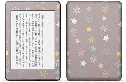 igsticker kindle paperwhite 第4世代 専用スキンシール キンドル ペーパーホワイト タブレット 電子書籍 裏表2枚セット カバー 保護 フィルム ステッカー 050087