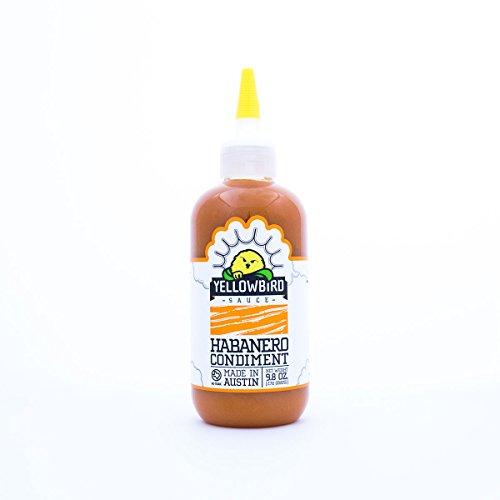 Yellowbird, Habanero Sauce, 9.8 oz