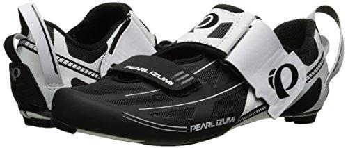Pearl Izumi PI Tri Fly Elite V6 White/Black 47.0 Cuánto Precio Barato Venta En Línea Oficial 8XCcqZk