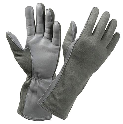 Gi Type Foliage Green - Rothco Gi Type Flight Gloves, Foliage, 7