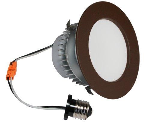 American Lighting EP4 E26 27 DB Downlight 7 6 Watts