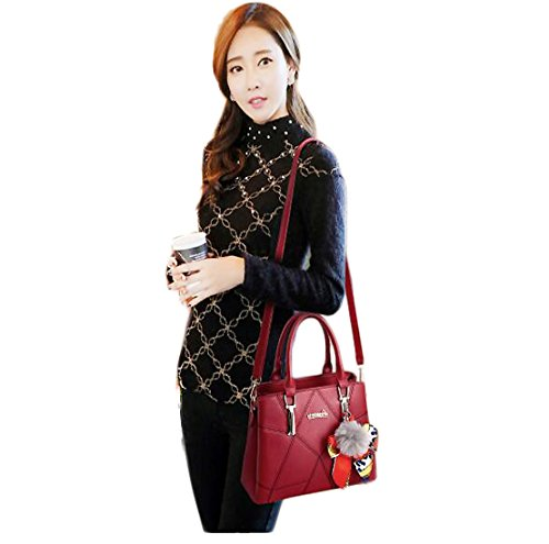 de Hombro Mensajero Mensajero Trend de Moda A 06 Bolso para Bolso Simple Bolsa ZCFX Bolso Mujer de de 5Ow4pS