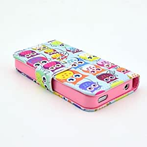 TLB iPhone 4/4S compatible Graphic Case with Kickstand