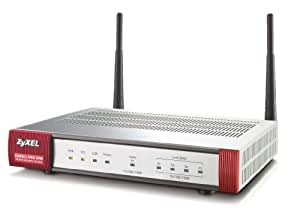 ZyXEL ZyWALL USG 20W, TCP/IP, HTTP/HTTPS, SNMP, LDAP, ZyWALL OTP, Radius, Microsoft AD, Local Database, 10/100/1000Base-T(X), Gigabie Ethernet