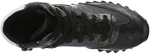 Gris 25216 Hautes 234 Com anthracite Tamaris Femme Sneakers xIAdqEP8