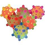 DollarItemDirect Light UP Meteor Bounce Balls , Sold by 3 Dozens