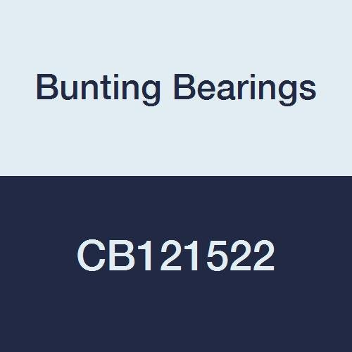 CB121522A3 Plain Cast Bronze C93200 Bunting Bearings CB121522 Sleeve Pack of 3 3//4 Bore x 15//16 OD x 2-3//4 Length Pack of 3 SAE 660 Bearings 3//4 Bore x 15//16 OD x 2-3//4 Length