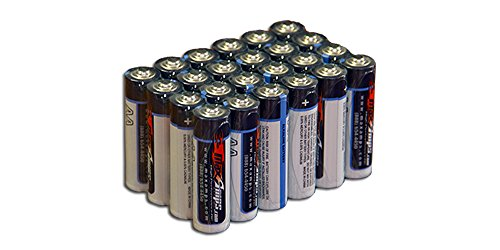 Price comparison product image 24 x MaxAmps AA Alkaline Battery Cells