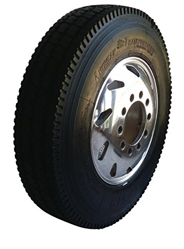 American Transportation Steer Tire (Pack Of 4) ATP519 285/75R24.5 (PR-16) Semi Truck Tire
