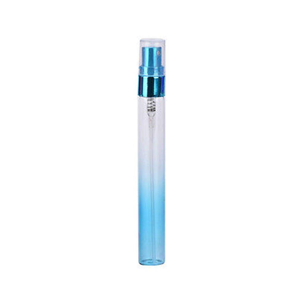 hwangli Perfume Aftershave Atomizer Atomiser Bottle 10ml Pump Travel Refillable Spray Blue