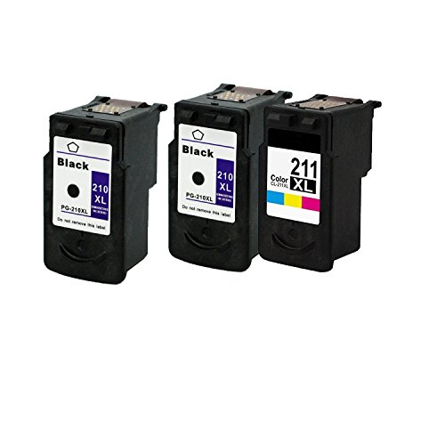 Remanufactured Cartridge Replacement PG 210XL CL 211XL product image
