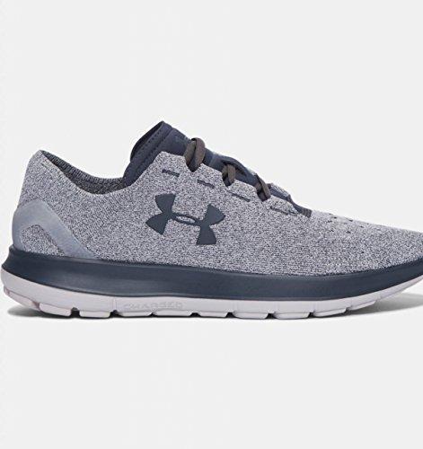 Under Armour Speedform Slingride Running Shoes - SS17-11.5 - Grey
