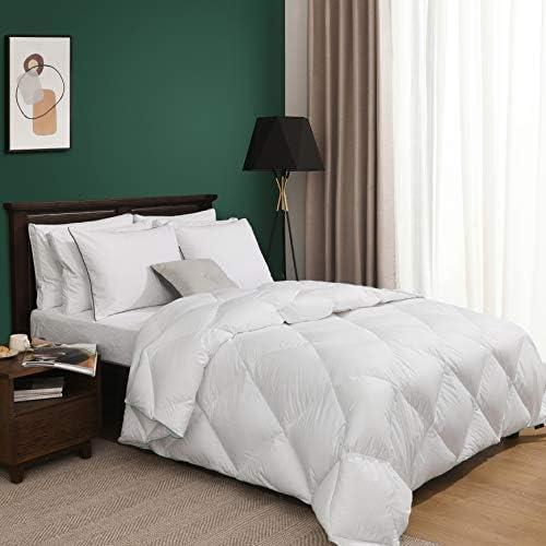 Down Blanket Bed Blanket 100/% Natural 15/% Down Winter Blanket steppbett Quilt