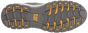 Caterpillar Women's Propulsion Waterproof CT Construction Boot Medium Charcoal 9 W US (Color: Medium Charcoal, Tamaño: 9 Wide)