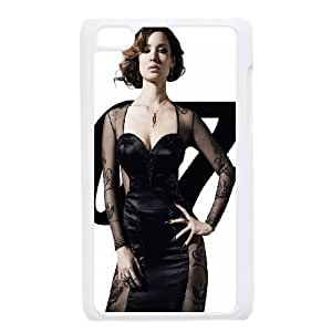 James Bond Skyfall Berenice Marlhoe iPod Touch 4 Case White&Phone Accessory STC_088610