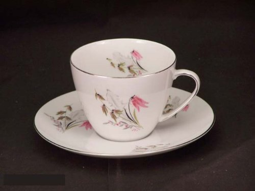 Royal Duchess Mountain Bell Cups & Saucers
