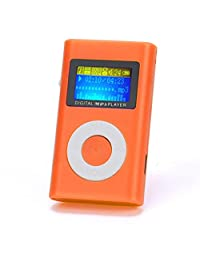 Susenstone USB Mini MP3 Player LCD Screen Support 32GB Micro SD TF Card
