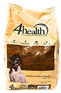 4health Tractor Supply Company Chicken & Rice Formula Adult Dog Food, Dry, 5 lb. Bag