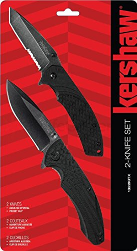 Kershaw Assisted Opening Knives Set