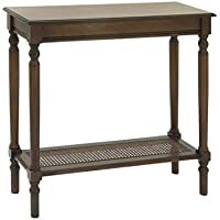 Deco 79 96382 Wood Console Table, 31 x 32, Brown