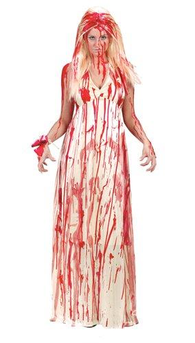 1980s Prom Costumes (Adult Prom Nightmare 80s Horror Film Costume)