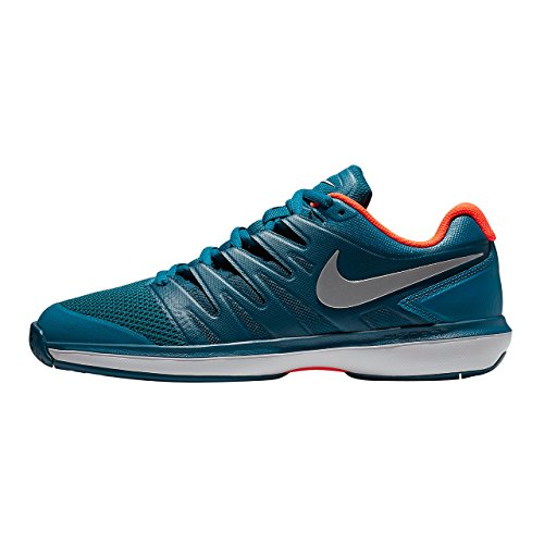Chaussures Force Air Hc blue Abyss green 300 metallic Nike Zoom Homme Multicolore De Silver Prestige Fitness TRqItnS