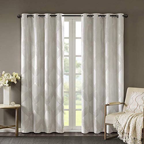 Blackout Curtains For Bedroom , Modern Contemporary Grommet