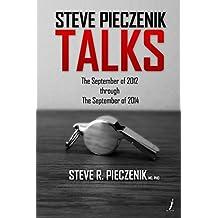 STEVE PIECZENIK TALKS: The September of 2012 Through The September of 2014