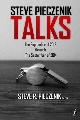 STEVE PIECZENIK TALKS: The September of 2012 Through The September of 2014