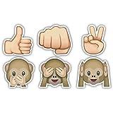 Nourish Emoji Fridge Magnets