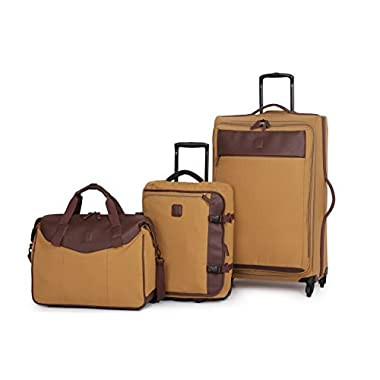 IT Luggage Calico Lite, Mustard, One Size