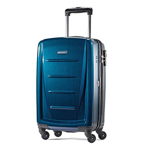 Samsonite Winfield 2 Hardside 20' Luggage, Deep Blue
