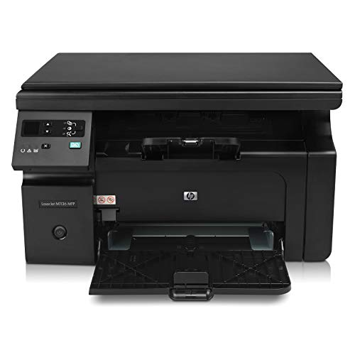 HP Laserjet Pro M1136 Multifunction Monochrome Laser Printer  Black
