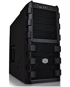 Ankermann-PC NGTBlackEdition - AMD FX 9590 8x 4.7 GHz Turbo: 5.00GHz - Sapphire Radeon R9 290 4096 MB - 8 GB DDR3 RAM - Samsung SSD 250GB 840 Evo - 2000 GB disco duro - without operating system - Watercooling Seidon 120V - Card Reader - EAN S2-426R-OZGI