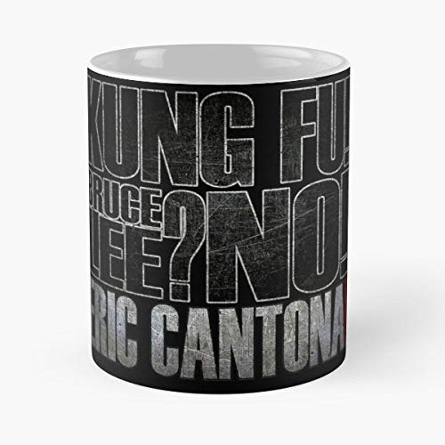 - Machester United Mufc Cantona Giggs Gift Ceramic Novelty Cup 11 Oz
