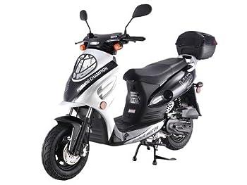 TaoTao CY50-A Gas 50cc Scooter