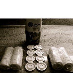 Amazon.com: Tapas de desecho – 100 tapas de repuesto ...