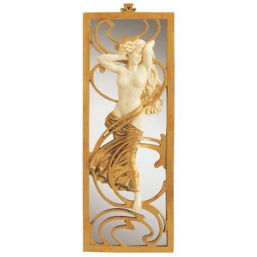 Design Toscano Parisian Salon Art Nouveau Mirror ()