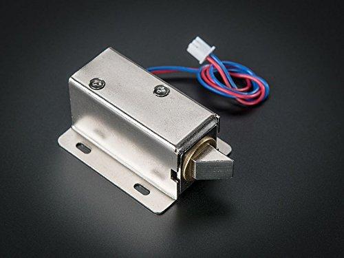 Adafruit Lock-style Solenoid - 12VDC [ADA1512] by Adafruit