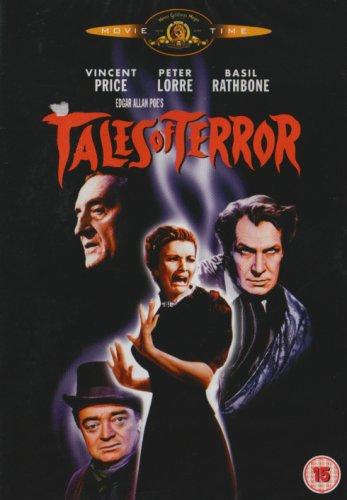 Edgar Allan Poes Tales of Terror [Reino Unido] [DVD]: Amazon ...